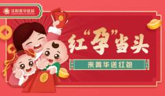 """沈阳菁华医院推出""""迎新年做试管送红包""""活动"""